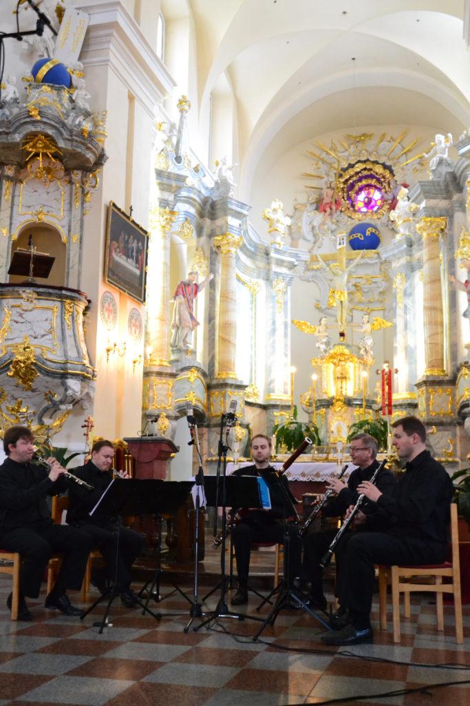 Druskininkanonas (2011) for double reed quintet